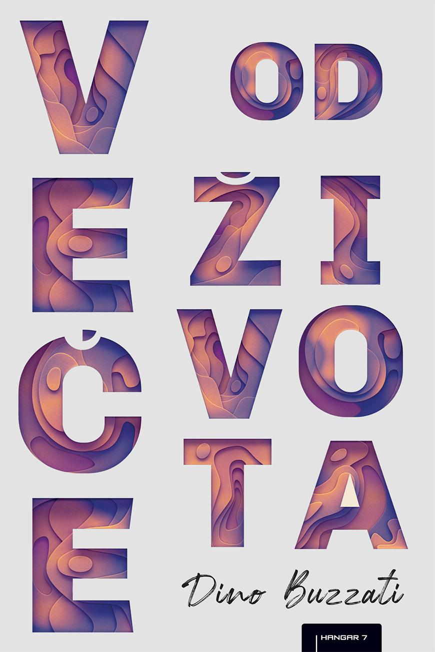 Veće od života, naslovnica cb